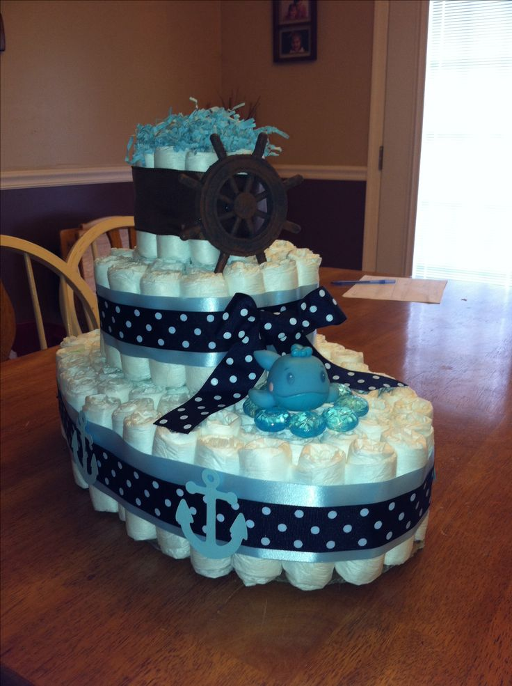 10 Photos of Boats Baby Cakes Pinterest
