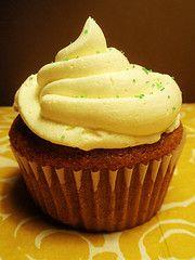 Captain Morgan Cupcakes