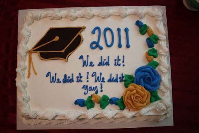Costco Graduation Cake Designs