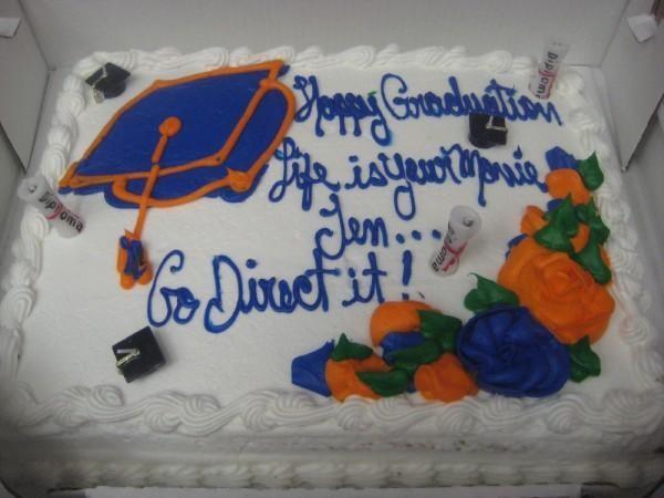 Costco Graduation Cakes