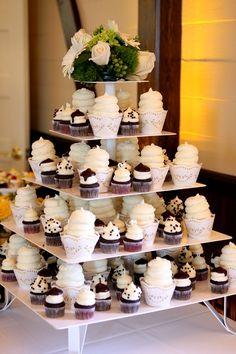 Gigi's Cupcakes.wedding Cake