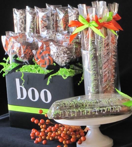 Gourmet Cupcake Gift Baskets