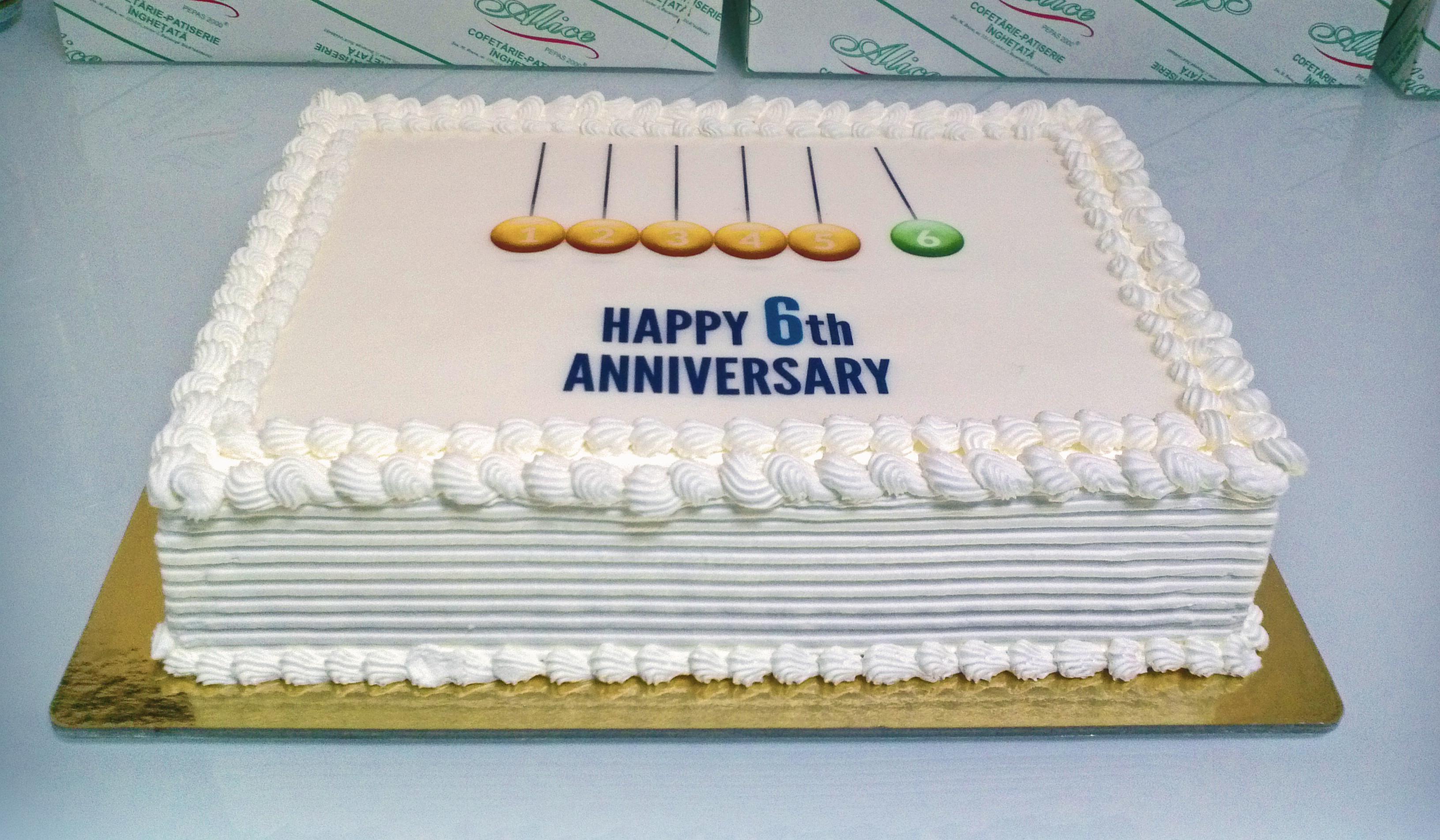 Happy 6th Year Anniversary