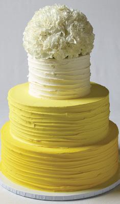 HEB Wedding Cake Designs