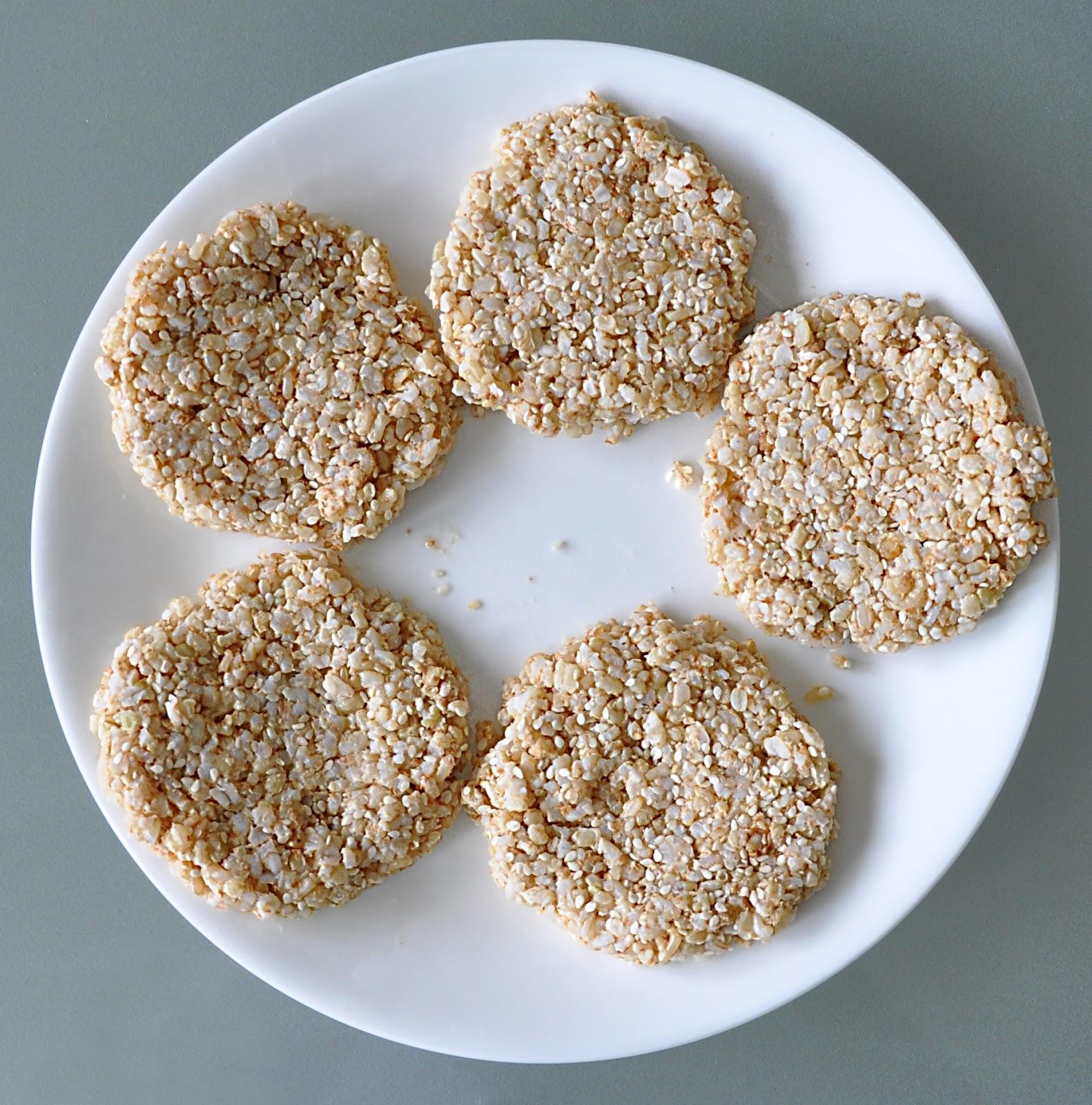 Homemade Rice Cakes