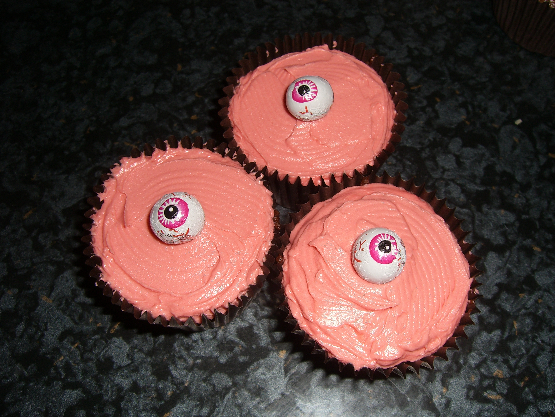Hummingbird Bakery Halloween Cupcakes