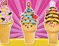 7 Photos of Ice Cream Cone Cupcakes Games