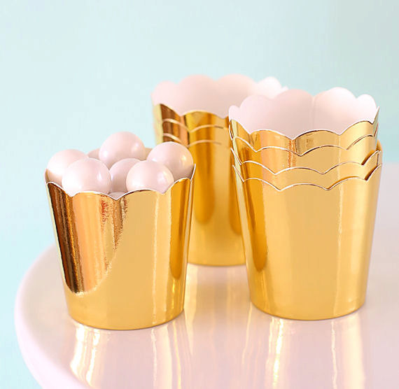 Mini Baking Cup Liners
