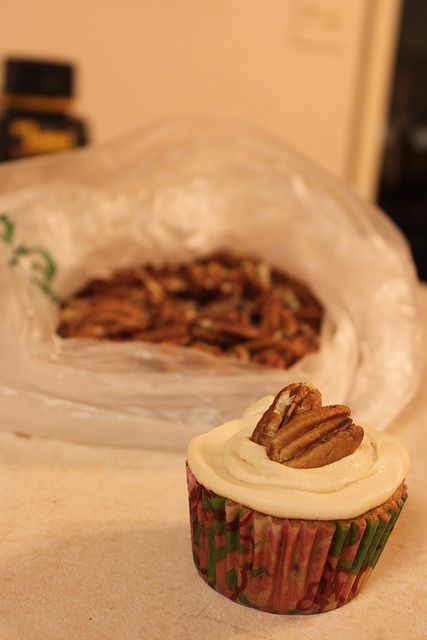 9 Photos of Pecan Pie Cupcakes With Buttercream Icing