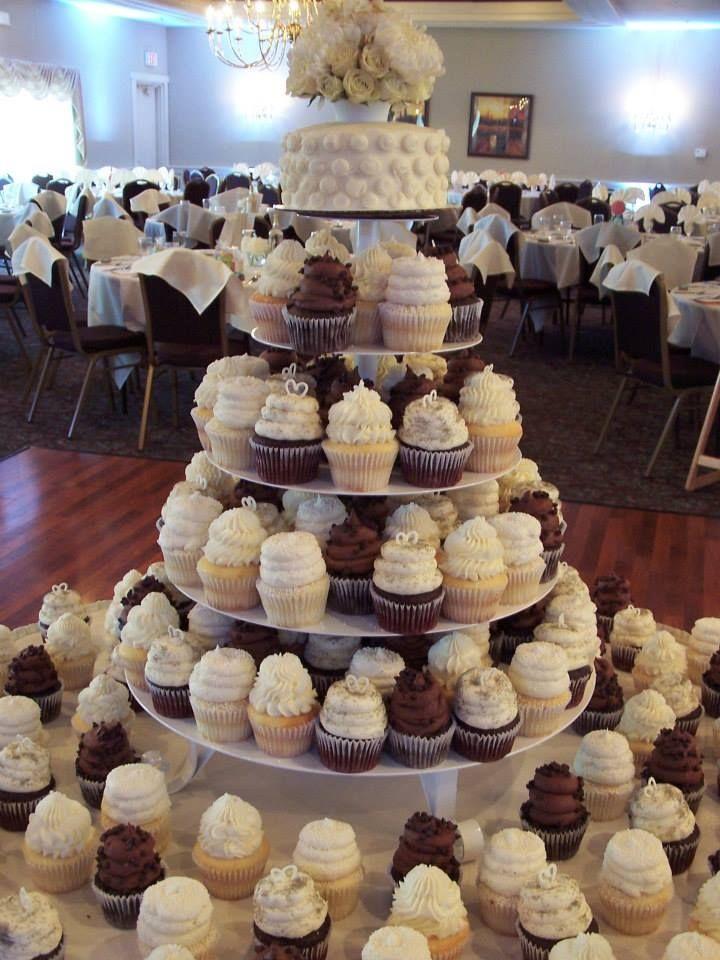 Reception Cupcakes Wedding
