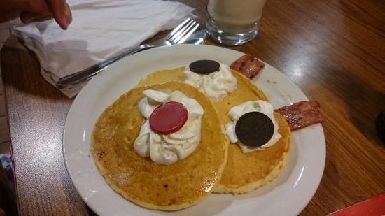 Reindeer Pancakes Ihop