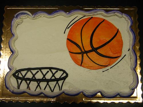 ShopRite Birthday Cakes Basketball