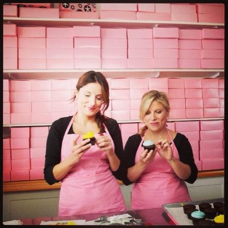 Sophie & Katherine DC Cupcakes