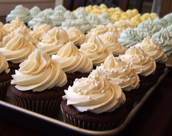 Wedding Cupcake Buttercream Recipe