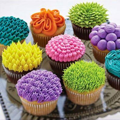 Wilton Cupcake Icing Tips