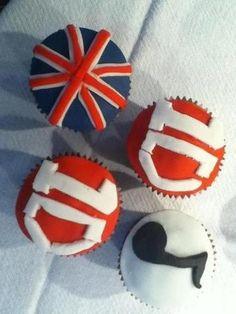 1D Cake & Cupcakes