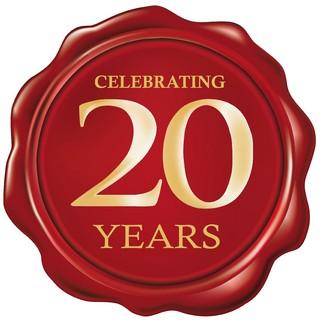 20 Year Work Anniversary