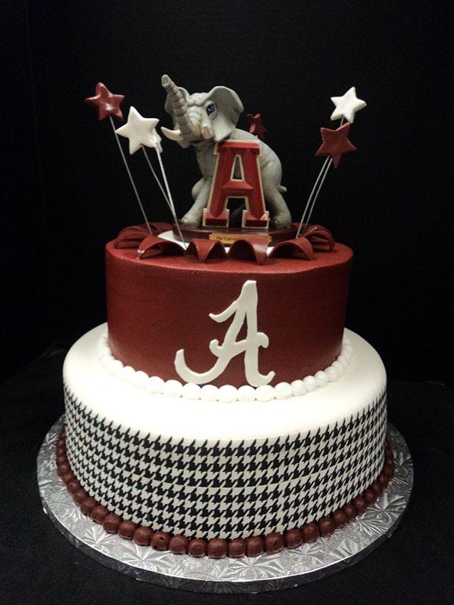 Alabama Birthday Cakes Ideas