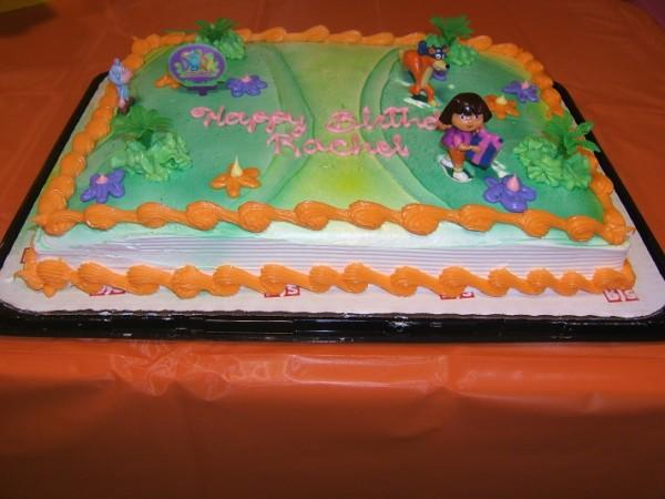BJ's Birthday Cakes