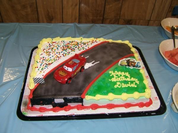 BJ's Sheet Cakes Birthday