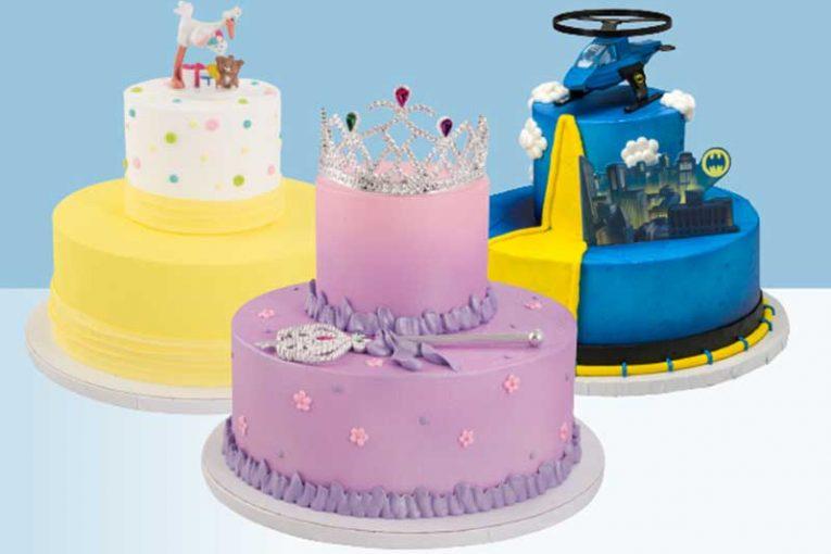 BJ Wholesale Club Bakery Cakes