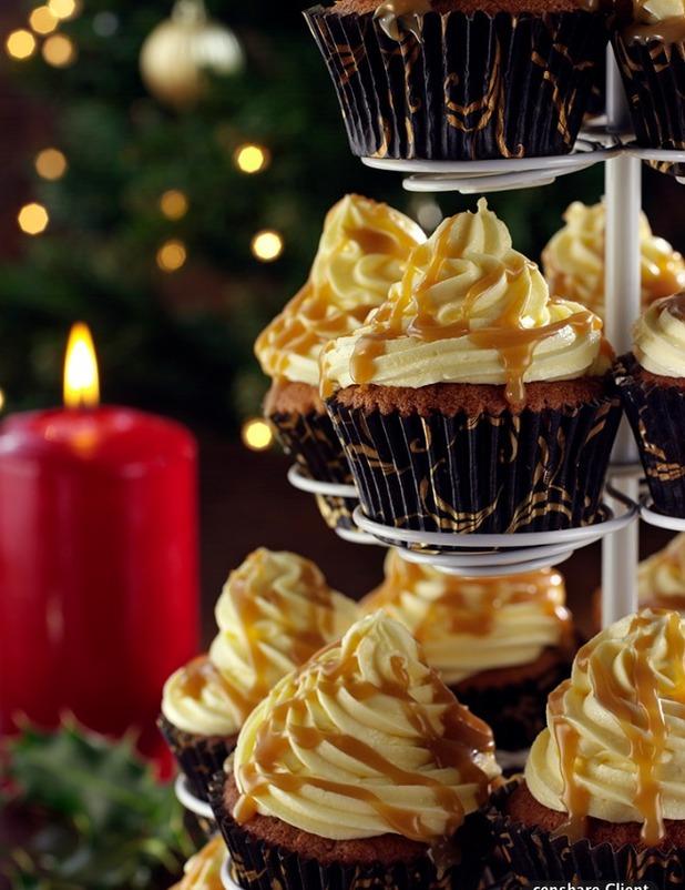 Brandy Butter Cupcake