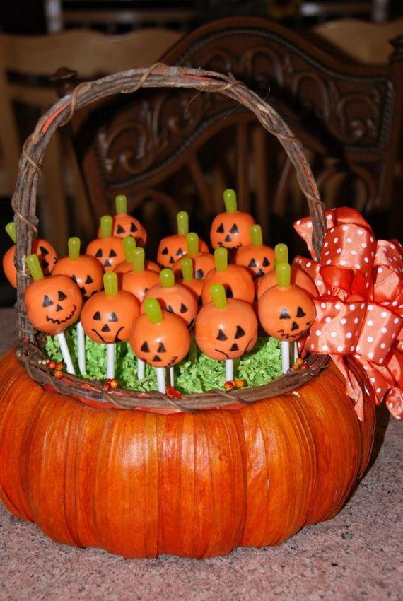 Cake and Cupcake Fall Decorating Ideas