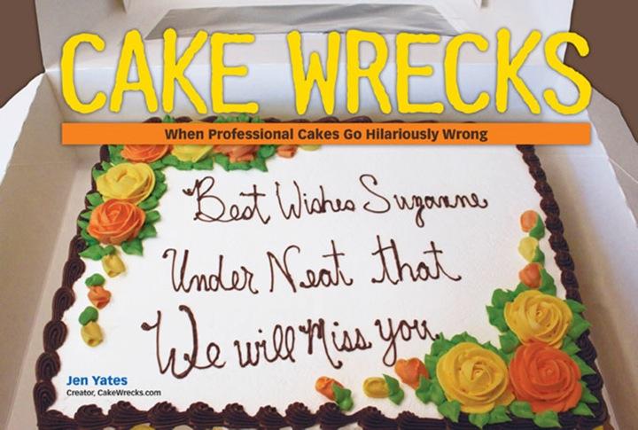Cake Decorating Gone Wrong