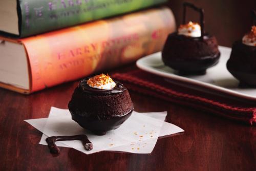 Cauldron Cakes Harry Potter