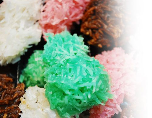 Coconut Sugar Cake