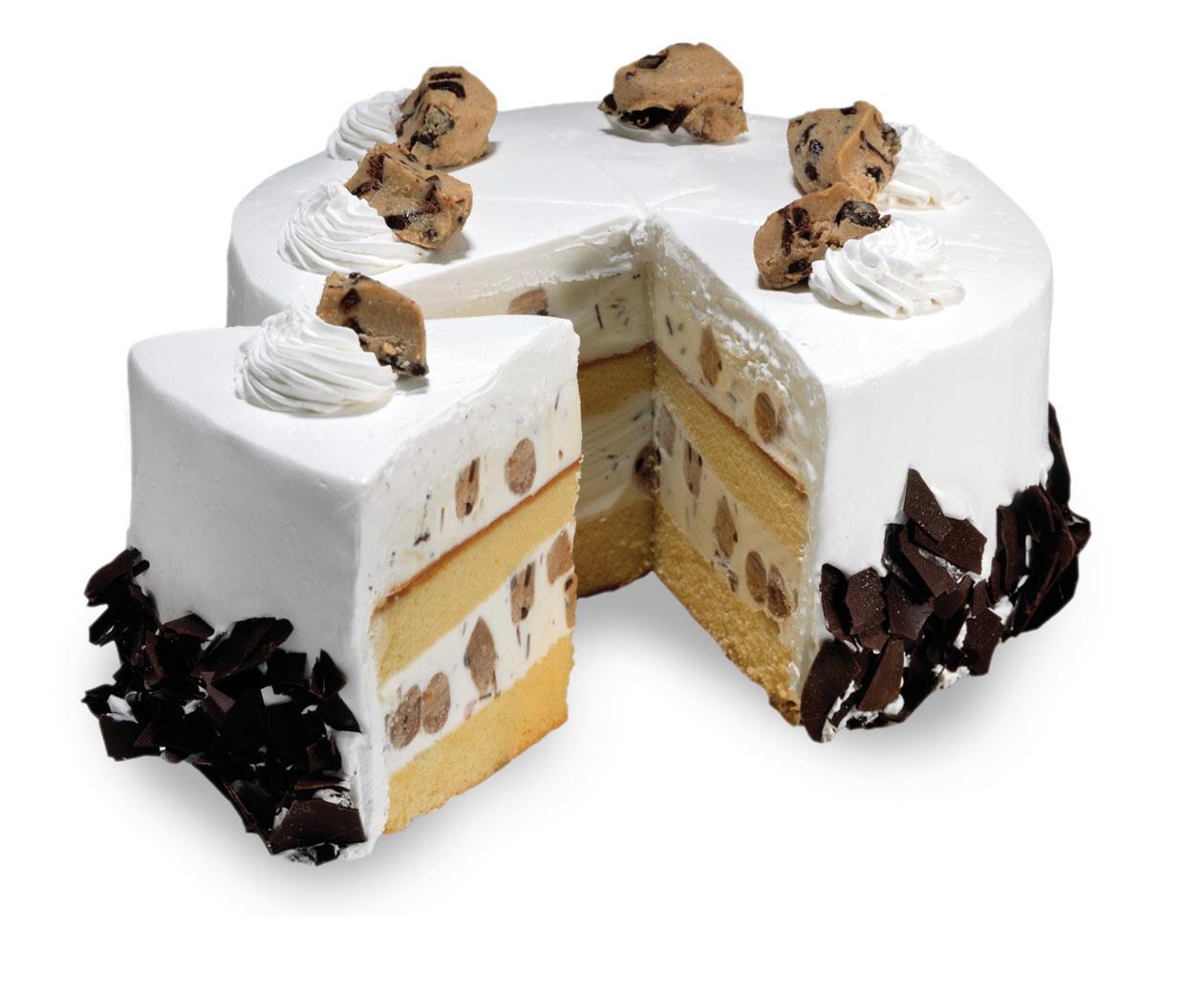 Cold Stone Creamery Cookie Dough Ice Cream Cake