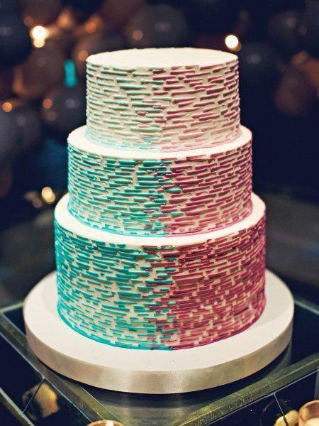 Cool Wedding Cake Buttercream