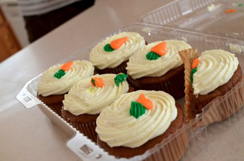 Costco Carrot Cake Cupcakes