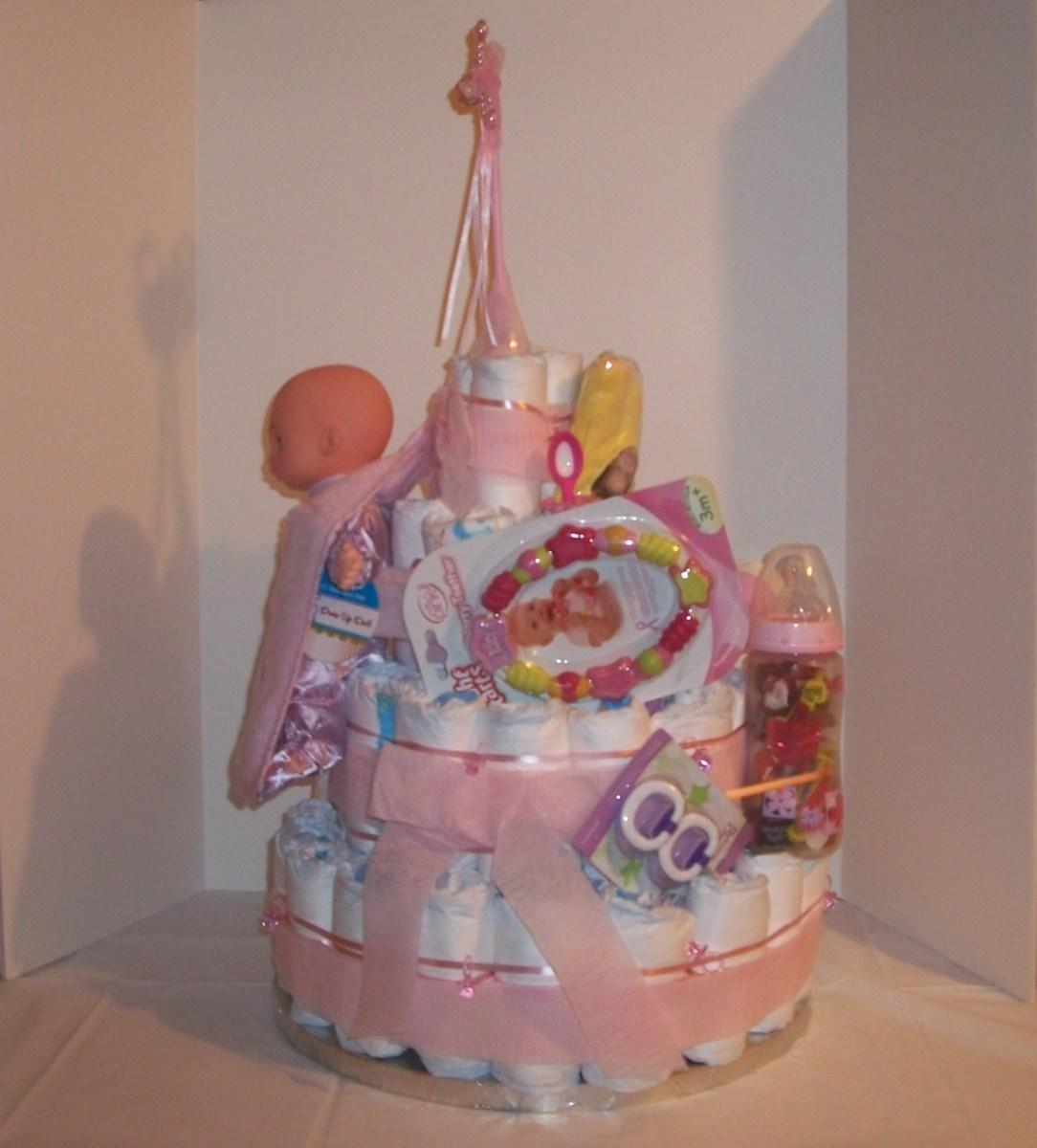 Decorating Cake Sides
