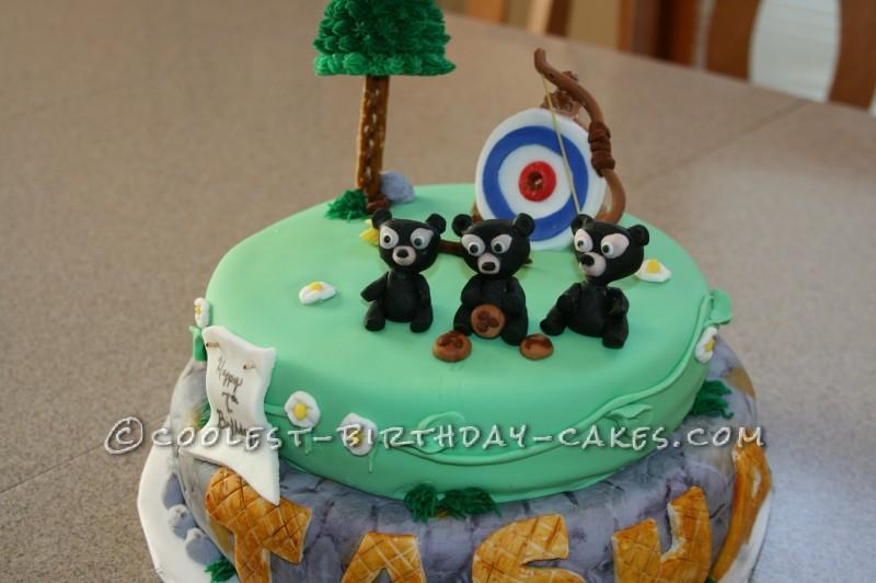 Disney Brave Cake Ideas