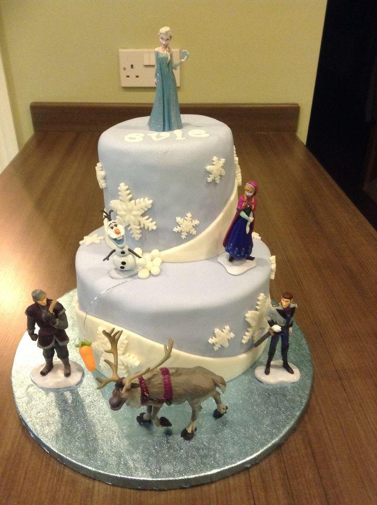 Girls 6th Birthday Cake Ideas