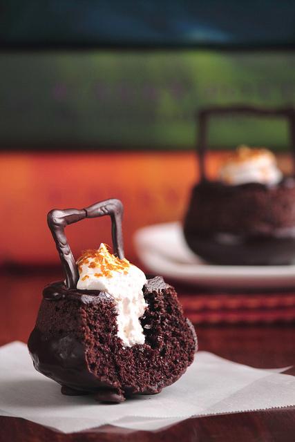 Harry Potter Cauldron Cakes Recipe