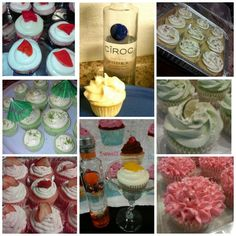 Liquor Infused Cupcakes Recipes