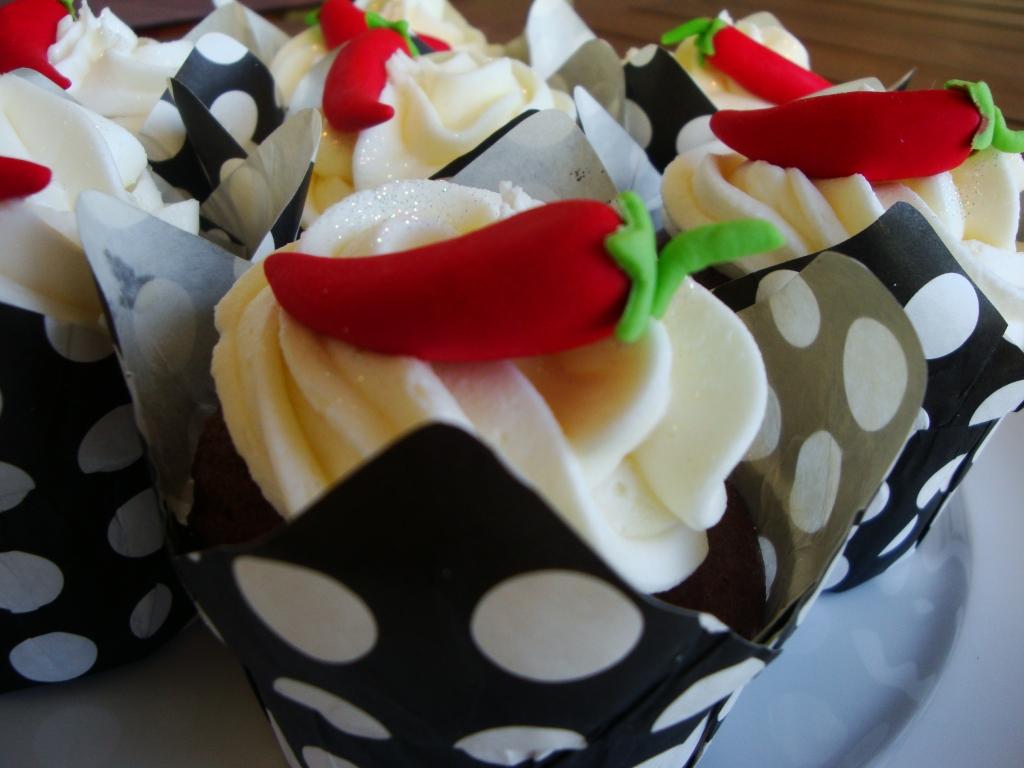 Mexican Cupcake Ideas