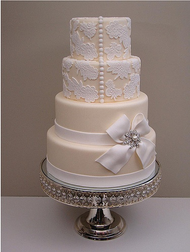 Most Elegant Wedding Cakes
