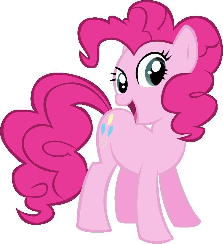 Pinkie Pie Cupcakes