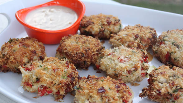 Rachael Ray Crab Cake Recipe