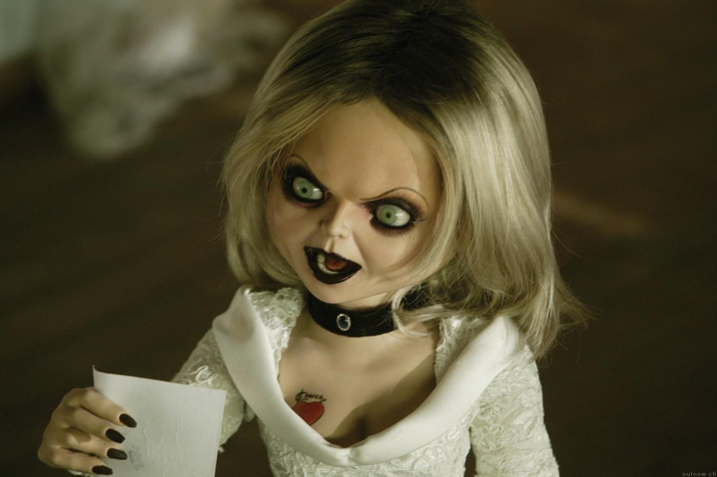 Seed of Chucky Tiffany Doll Bride