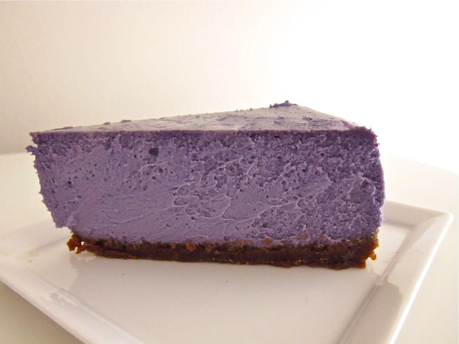 Ube Cheesecake Recipe