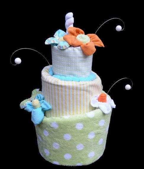 Unique Diaper Cakes
