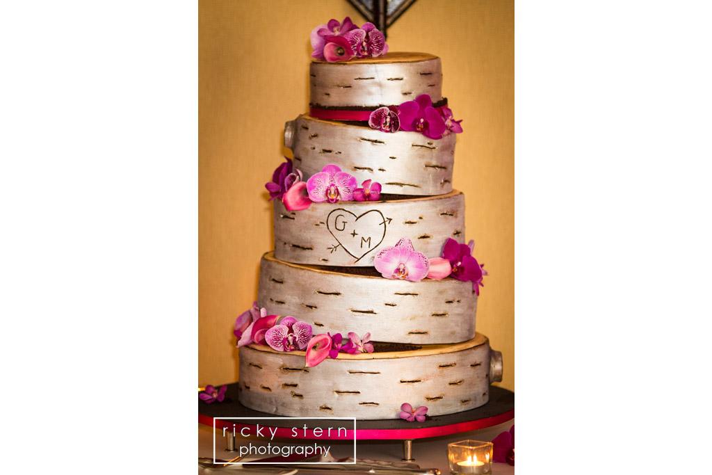 Wedding Cake That Looks Like Tree