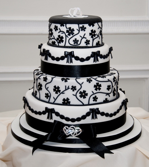 Black and White Sweet 16