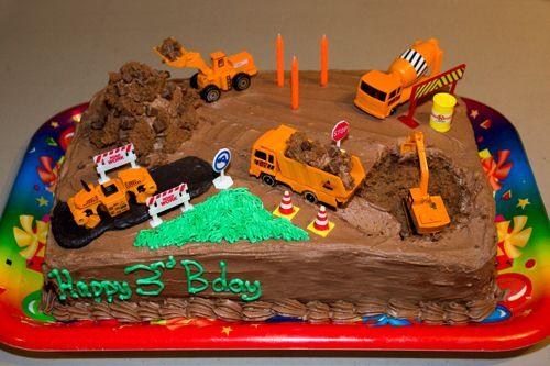 8 Photos of Creative Birthday Cakes Boys