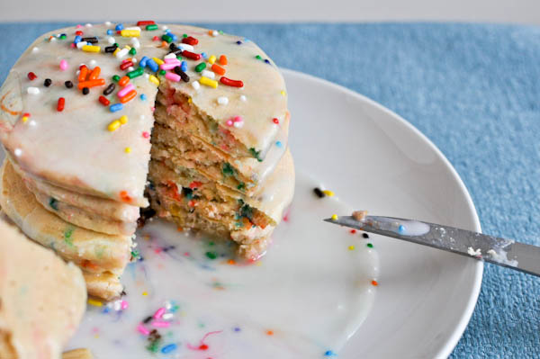 12 Photos of Cake Mix Pancakes With Sprinkles