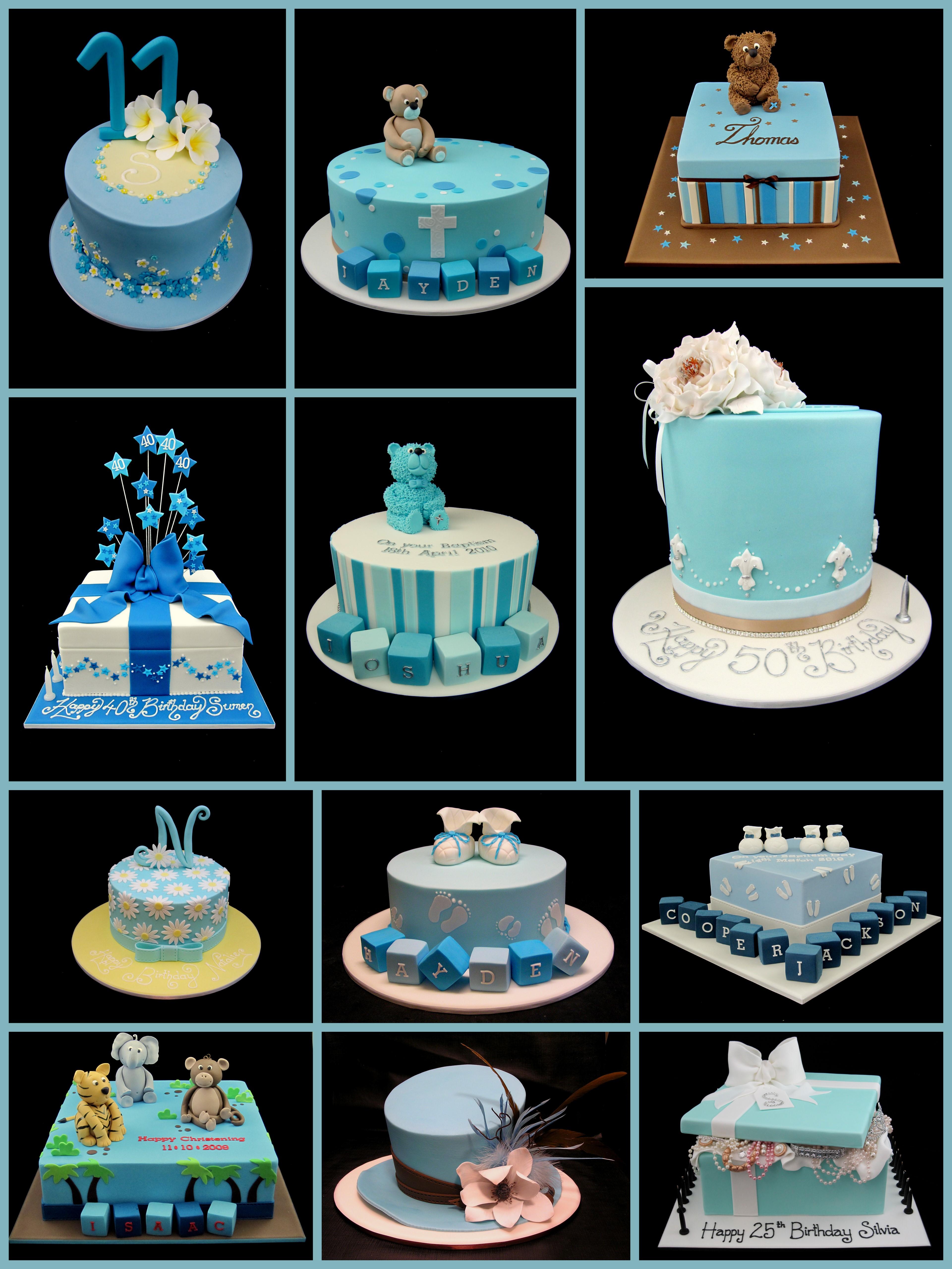 Cake Decorating Ideas for Boys